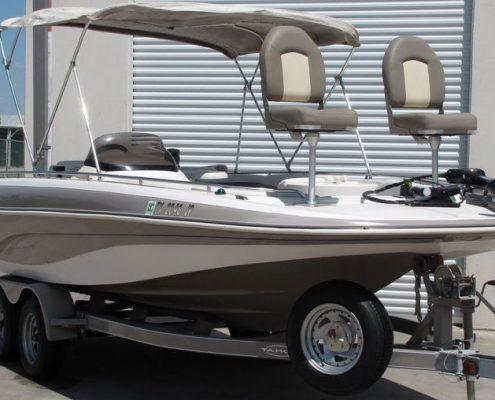 Tahoe Deck Boat