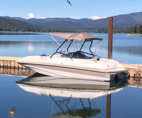 Tahoe Deckboat