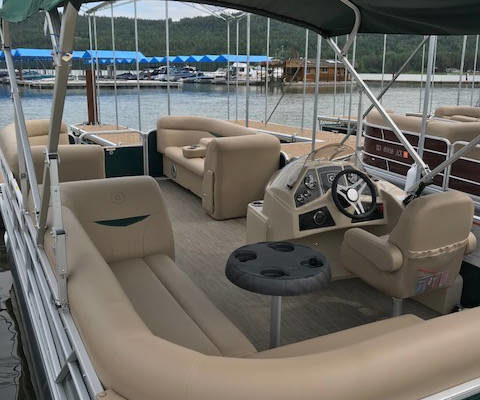 Sweetwater Pontoon Boat
