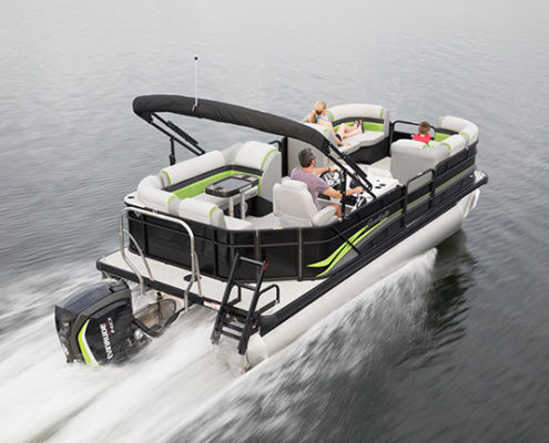 Sweetwater Pontoon Boat